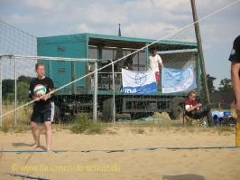 Beachvolleyball Turnier Nettelkamp 2008